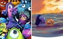 Umjetnici su ponovno zamislili Pixarove filmske plakate i uistinu su uhvatili duh filmova