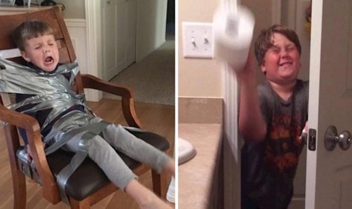 13 fotografija koje dokazuju da je imati sestru ili brata igra bez pravila