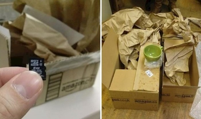 15 fotki proizvoda koji su imali toliko nepotrebne ambalaže za pakiranje