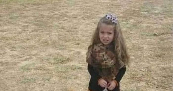 Fotka ove djevojčice začudila je internet. Što vi prvo primjećujete?