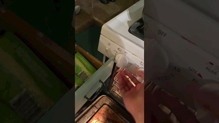 VIDEO Napokon je kupio svoju kuću, a onda je shvatio problem u kuhinji