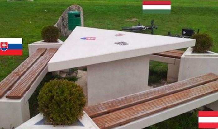 Slovaci, Austrijanci i Mađari mogu sjediti za istim stolom bez prelaska granice