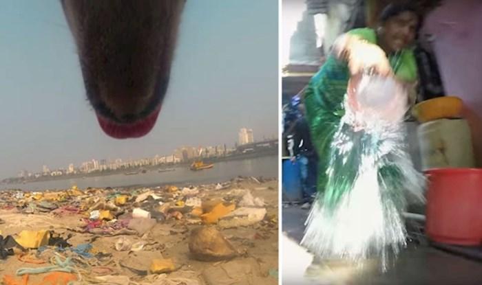 Ova kampanja prikazuje život psa lutalice u Indiji i borbe s kojima se mora svakodnevno suočavati