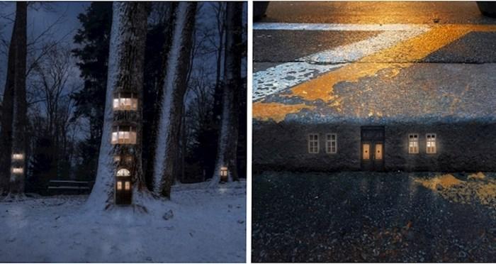 Mali Zagreb maštoviti je koncept koji bi uskoro mogli vidjeti u stvarnosti