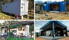 Ovaj Instagram profil posvećen je cool domovima izgrađenim od recikliranih kontejnera
