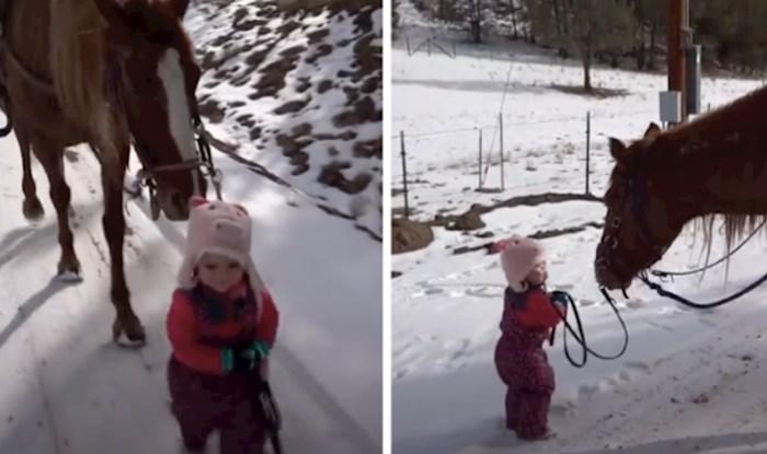 VIDEO Njihovo prijateljstvo je nešto najslađe što ćete danas vidjeti