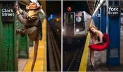 Ovaj fotograf bilježi jedinstvene i nevjerojatne ljude podzemne željeznice u New Yorku