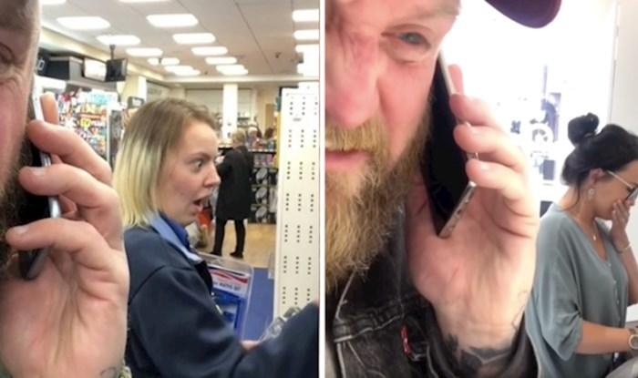VIDEO Komičar izmišlja smiješne razgovore koji dovode do genijalnih reakcija