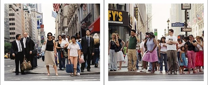 15 zanimljivih fotki nastalih na ulicama New Yorka