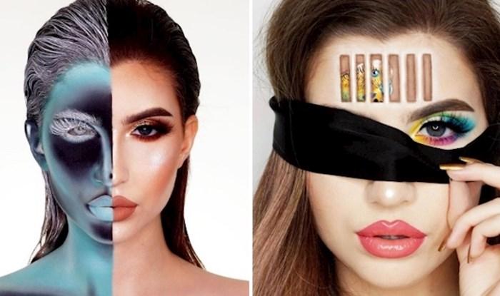 Ove sestre šminkanje podižu na sljedeću razinu, a evo i njihovih 30 nevjerojatnih transformacija