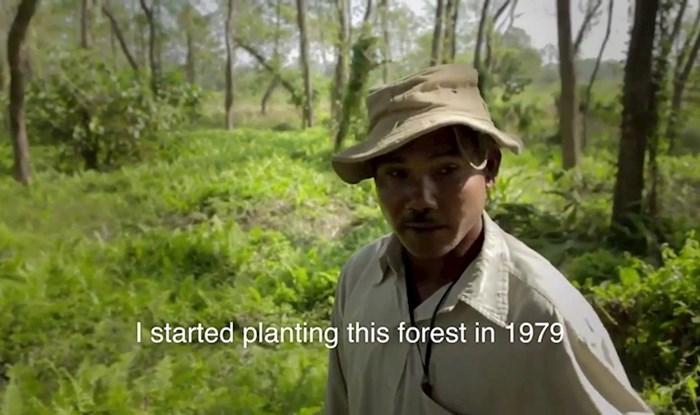 VIDEO Danima je odlazio u pustinju, a onda su rezultati njegovog truda oduševili svijet
