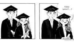 20 smiješnih stripova kojim umjetnica pokazuju kako se bori sa svojim izgledom, socijalnom anksioznošću i lijenošću
