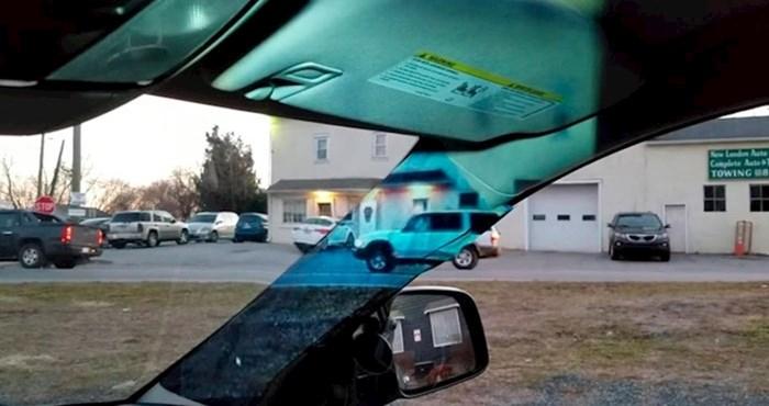 VIDEO 14-godišnja djevojčica pronašla je način da riješi problem mrtvog kuta u automobilima