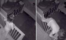 VIDEO Pogledajte preslatku noćnu avanturu sestre i brata