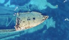 Ova očaravajuća olupina broda nalazi se na jednom hrvatskom otoku