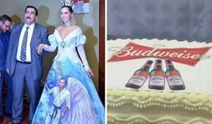 Ljudi dijele smiješne fotke s najbizarnijih vjenčanja na kojima su bili