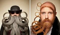 20 fotografija neobičnih brada i brkova s ovogodišnjeg humanitarnog natjecanja
