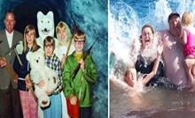 15 najsmješnijih neugodnih fotografija s obiteljskih odmora