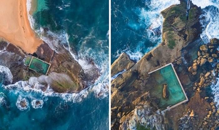 11 fotografija prekrasnih australskih bazena na stijenama uz ocean