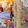 Kad je imala 8 godina odlučila je svojom umjetnošću pomoći ugroženim životinjama, do sad je donirala gotovo 70 tisuća dolara