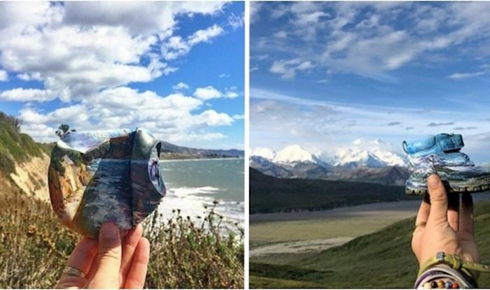 13 prekrasnih slika nastalih na otpadu od strane nadarene ekološke umjetnice