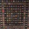 Ovaj kreativni mozaik na zidu napravljen je od stotina Gameboy igrica