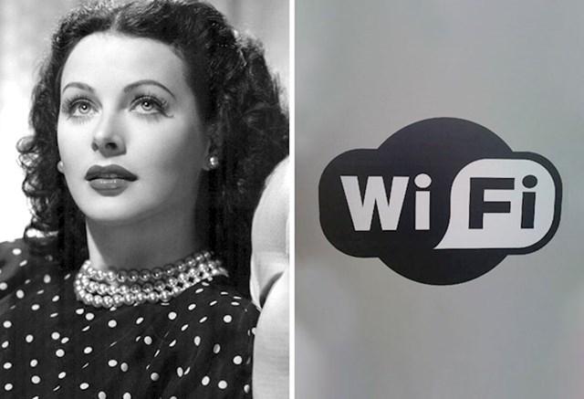 4. Hedy Lamarr izumila je bežični prijenos.