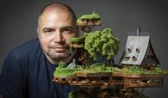 Ovaj fotograf stvorio je mini selo za koje su mu trebale dvije godine da ga završi