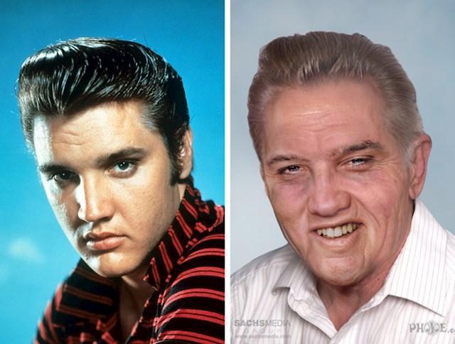 1. Elvis Presley (1935 −1977)