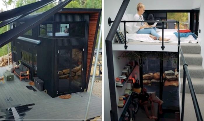 VIDEO Ova malena kuća oduševit će vas svojom praktičnošću ali i dizajnom