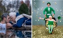 95-godišnja baka i njezin unuk dokaz su da zabava nema dobnu granicu; njihovi kostimi su hit!