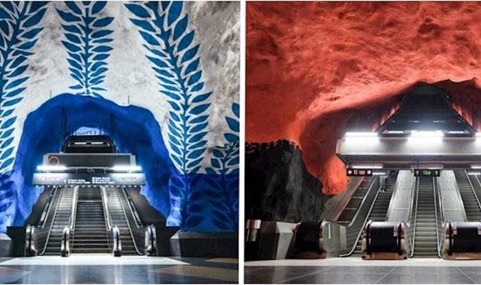 20 fotki neobičnih podzemnih željeznica diljem svijeta
