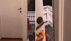 Iza ovih vrata krije se jedna zanimljiva maskirana ekipa