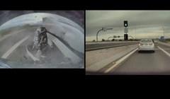 VIDEO Toyota se velikom brzinom zabila u Teslu na semaforu, kamere su zabilježile sve