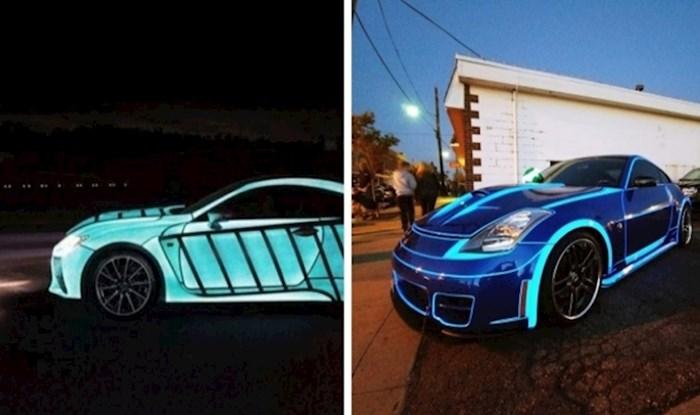 VIDEO Električna boja zanimljiva je tehnologija budućnosti