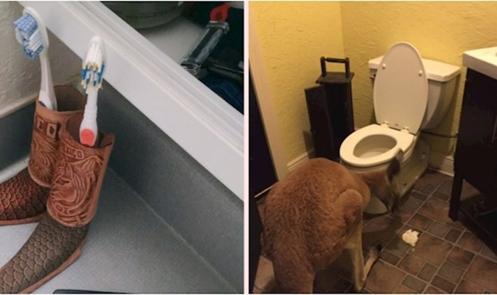 Ljudi na Twitteru dijele fotke kupaonica, pogledajte 13 najčudnijih