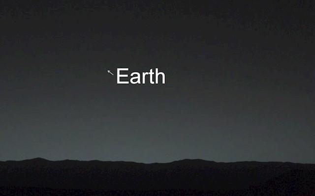 Mars daje potpuno drugačiju perspektivu našem malom planetu.