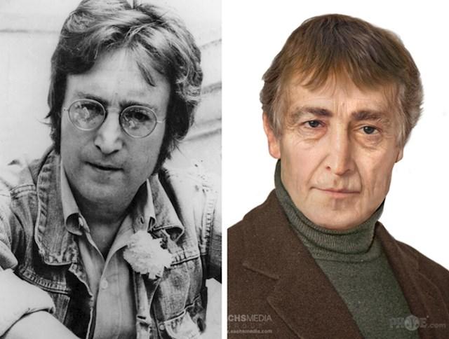 2. John Lennon (1940 −1980)
