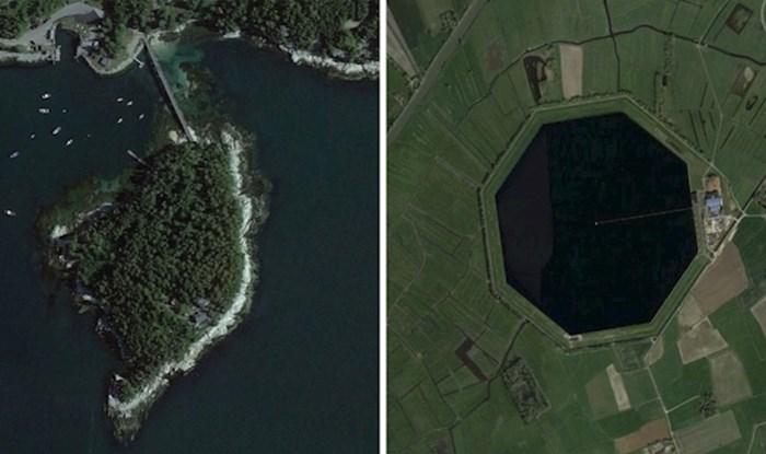 15 zanimljivih stvari koje je geolog pronašao na Google Earthu