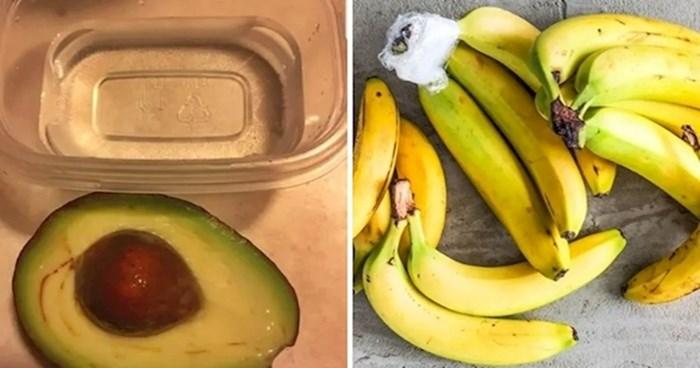 Vrlo praktični trikovi koji će vam dobro doći kod pripreme i čuvanja hrane