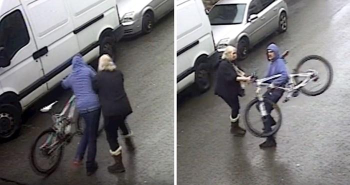 VIDEO Pogledajte kako je hrabra umirovljenica dobila borbu protiv lopova