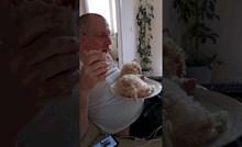 VIDEO Pogledajte gdje se odlučio popeti ovaj uzbuđeni štenac
