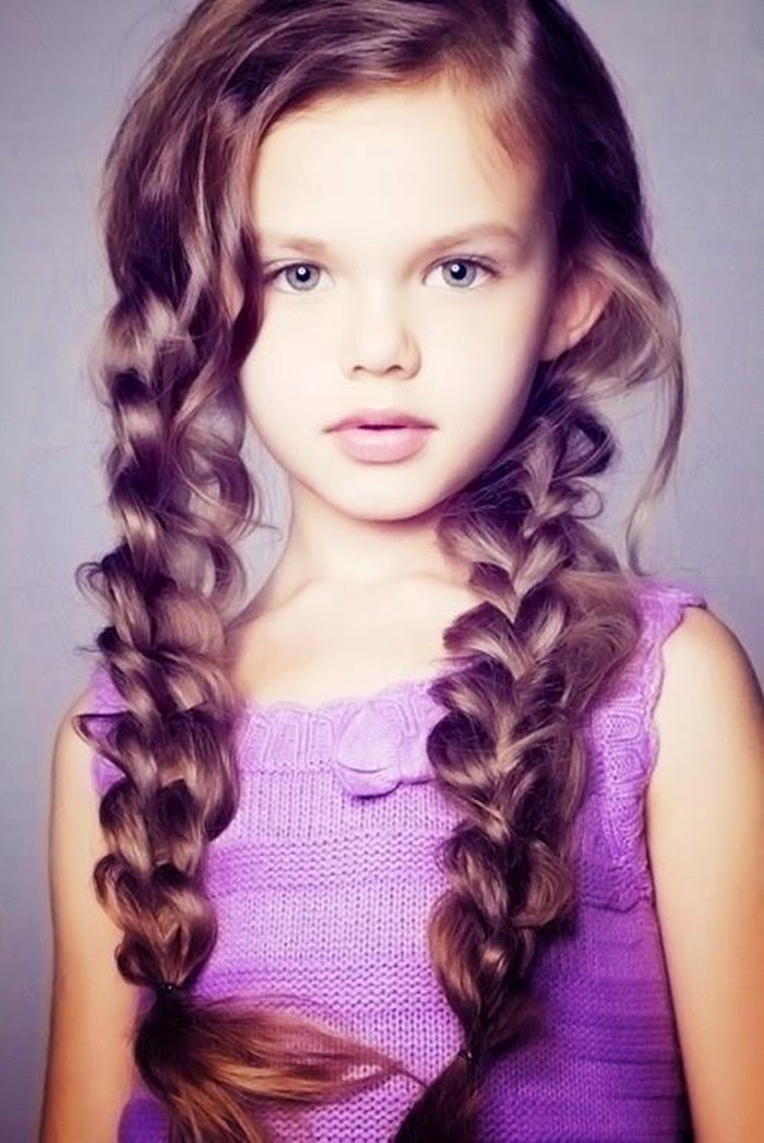 Mala princeza odrasta u pravu damu