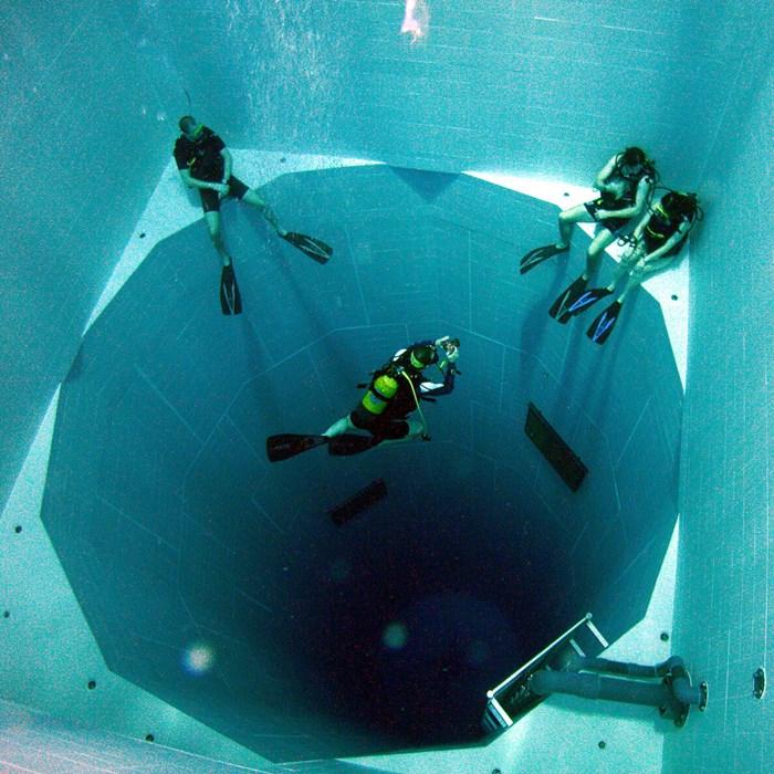 Nemo 33: Najdublji bazen na svijetu