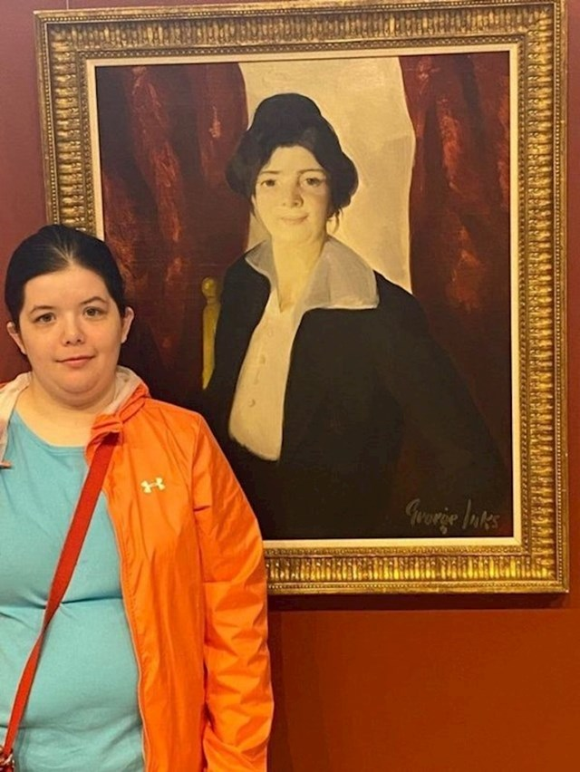 Moja dvojnica i ja, 100 godina razlike