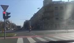 Ono što je ovaj biciklist u Zagrebu napravio je ravno samoubojstvu