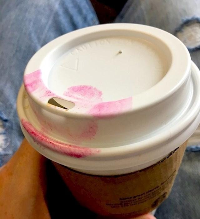 Vječni problem, ali barem uvijek znam koja je moja kava