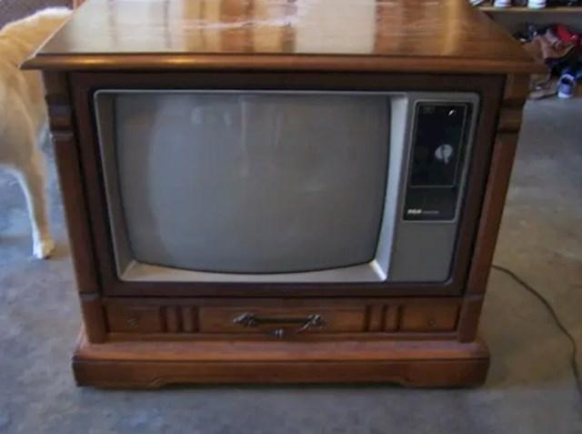 Ako ste ikad išta gledali na ovakvom TV-u