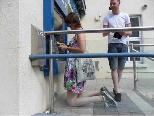 ... da bi trebao nositi štitnike za koljena u određenim situacijama