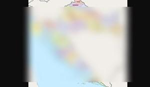 Netko je napravio kartu Hrvatske u kojoj svaku županiju opisuje jedna riječ. Mnogi će se naljutiti